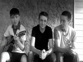 Nastya,podari mne s4ast'e )Karim,Imran,Janbo